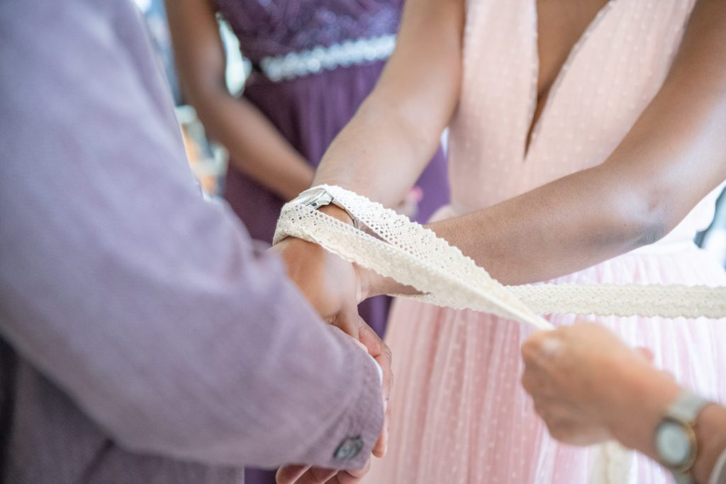 knot tying ceremony photography galway