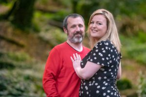 Galway Engagement Photography Barna Woods