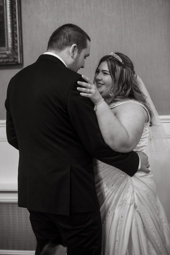 Ireland wedding first dance