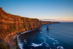 Cliffs of Moher Galway Wedding Photography