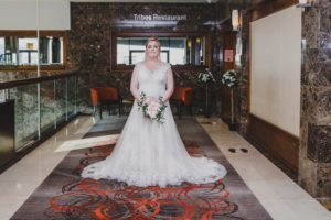 Wedding Photography in Galway Hotel